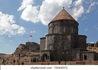 Church of the Apostles or Monastery Church, also Kumbet Mosque, Kars Province, Eastern Anatolia Region, Turkey, Asia
