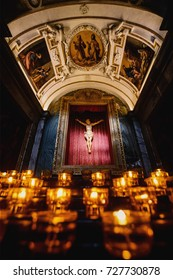 Church in Assisi, Umbria, Italy