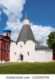 Church Assumption of the Blessed Virgin Mary, Uspensky Brusenskiy womens Convent