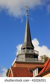 Church in Aurich / Ostfriesland / Germany