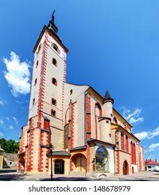 Church in Banska Bystrica