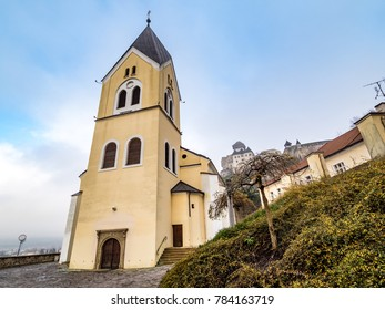 Church of the Birth of Virgin Mary in Trencin, Slovakia