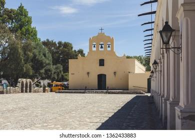 Church in Cachi