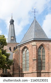 church called Oude Kerk, in Barneveld, The Netherlands