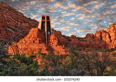Church at Cathedral Rock, Arizona