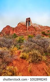 Church at Cathedral Rock, Sedona Arizona