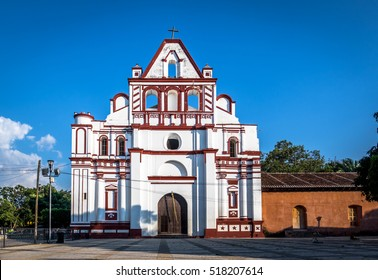 Church - Chiapa de Corzo, Chiapas, Mexico