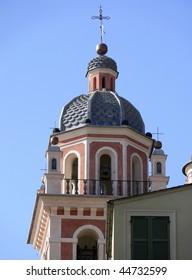 church in Chiavari (Genoa, Italy)