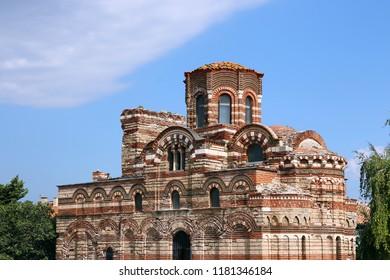 Church of Christ Pantocrator Nessebar Bulgaria
