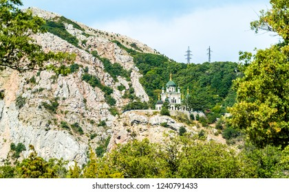 The Church of Christs Resurrection in Foros, Crimea
