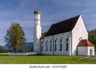 Church Coloman, in Bavaria, Germany