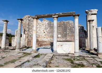 Church of the Councils in Ephesus, Turkey