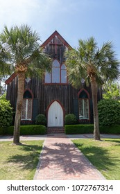 Church of the Cross in Bluffton, South Carolina is listed in The National Register of Historic Places.