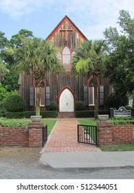 The Church Of The Cross in Bluffton, South Carolina.