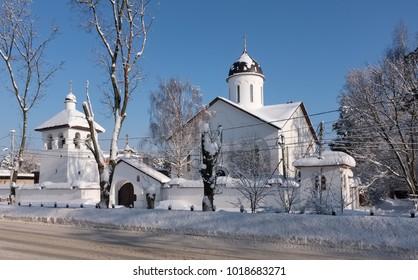 Church of the Derzhavnaya Icon of the Mother of God, Zhukovsky city