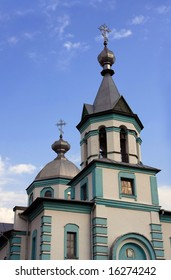 Church details. Shoot un Ukraine