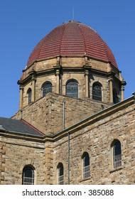 Church dome.