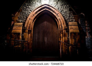 Church Door - Side on & Gothic Door Images Stock Photos u0026 Vectors | Shutterstock