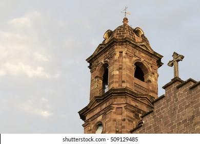 Church in Elizondo village, Baztan Valley