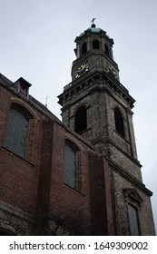 Church in Europe Belguim Phtographed inside and out with detail shot