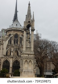 Church exterior in Paris