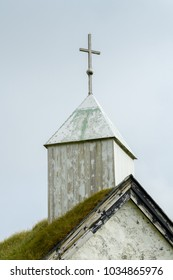 Church of Eysturoy, Faroe Islands, autonomous region of the Kingdom of Denmark