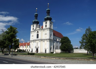 church Frauenkirchen