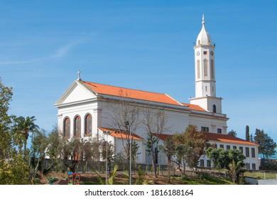 church of Funchal (in Portuguese Igreja de São Martinho de Funchal) Madeira island Portugal