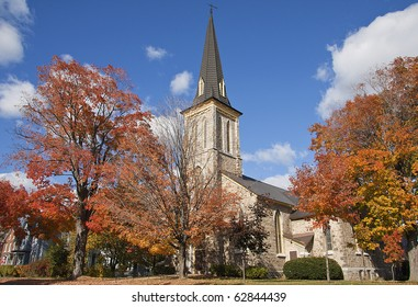 Church of Gananoque Village, Canada