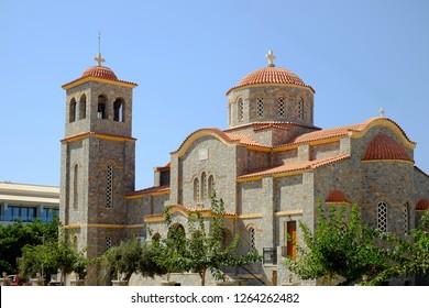 Church Greece - Sissi