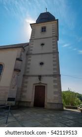 church in Hautcharage