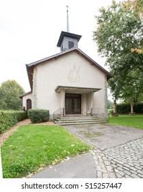 Church in Hivange