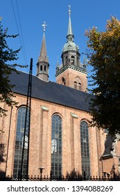 Church of the Holy Ghost in Copenhagen