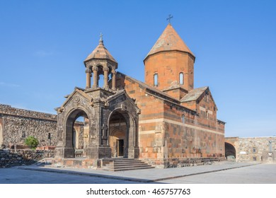Church of the Holy Mother of God (Surb Astvatzatzin), Khor Virap Monastery in Armenia