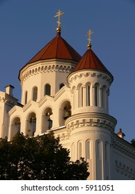 Church of the Holy Mother of God, Vilnius.