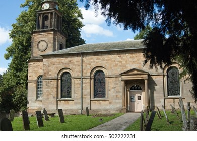 Church of the Holy Rood, Ossington, North Nottinghamshire, England