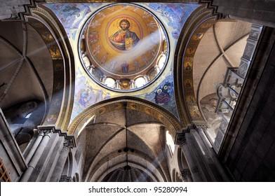 Church of the Holy Sepulcher, Jerusalem, Israel