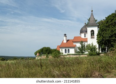 Church of the Holy Trinity in Behovo village, Polenovo, Tula Region , Russia
