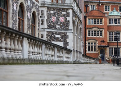 Church House is the building that serves as the headquarters of the Church of England, occupying the south end of Dean's Yard next to Westminster Abbey in London, UK