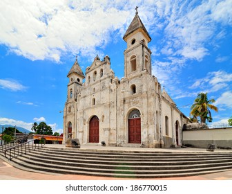 Church Iglesia de Guadalupe, constructed in 1624 by Benedictine monks and reconstructed in 1965