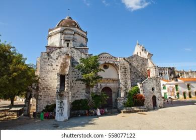 Church Iglesia de San Francisco Paula in Havana, Cuba