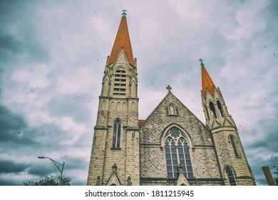 Church of Immaculate Conception, Jacksonville, Florida - USA