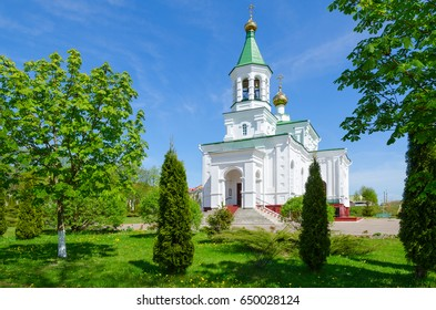 Church of Intercession of Holy Virgin (Holy Protection Church), Polotsk, Belarus