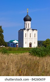 Church of the Intercession on River Nerl was constructed between 1158?1165. Russia