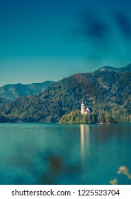 Church in the island - Bled