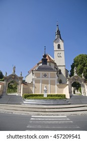 Church of John the Baptist in Ljutomer