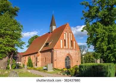 Church, Katzow