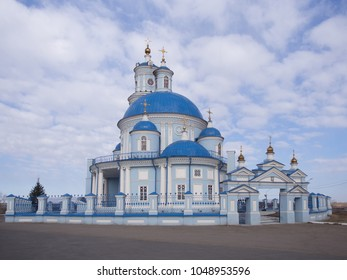 Church of the Kazan Icon of the Mother of God (built in 1814–1816), Irkutsk, Russia