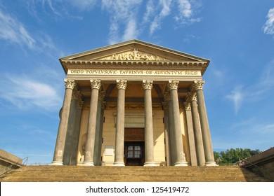 Church of La Gran Madre di Dio, Turin, Italy