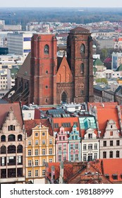 Church of Mary Magdalene in Wroclaw, Poland